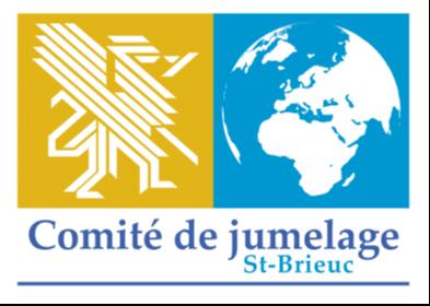 Comité de jumelage de la ville de Saint-Brieuc